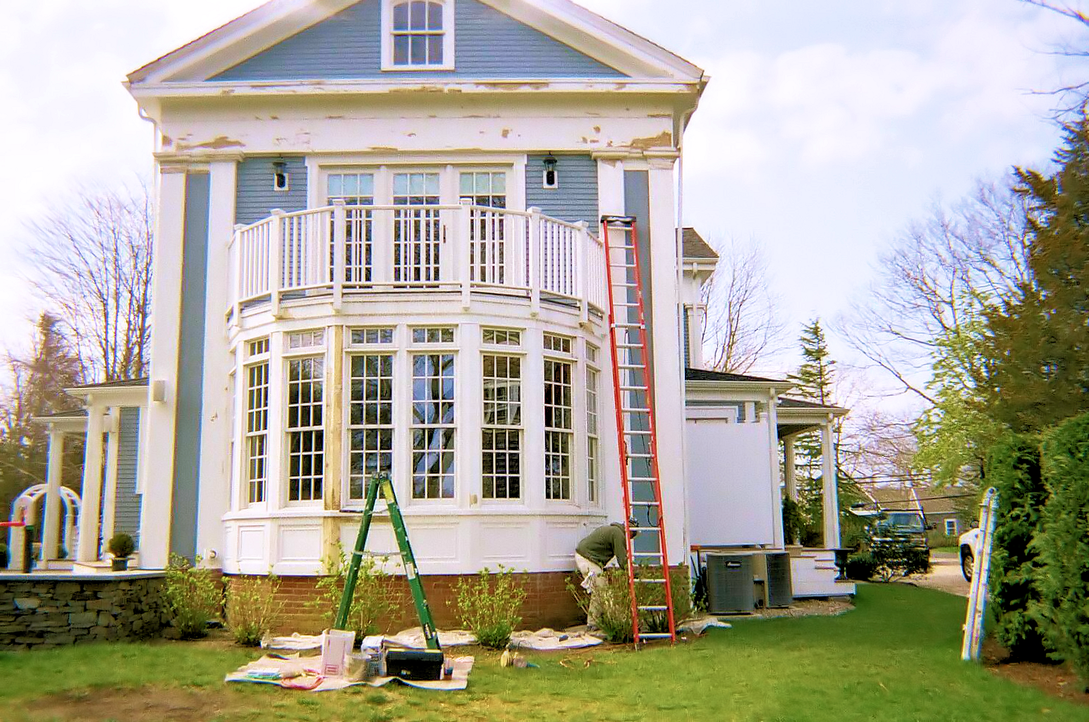 High quality residential house painting